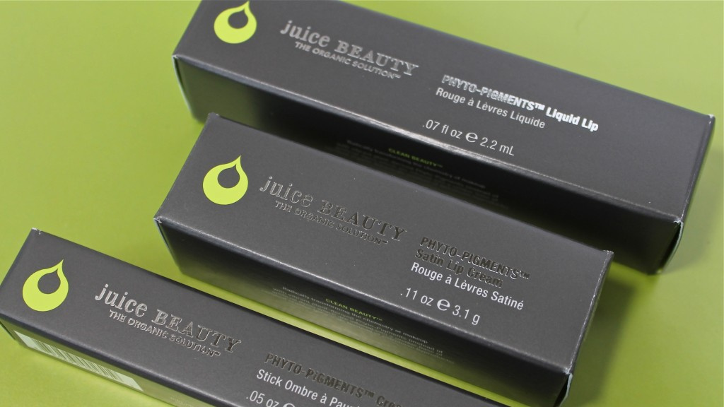 Juice Beauty Spring 2016