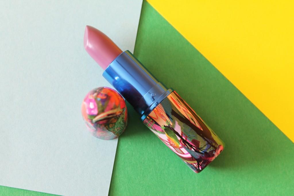 MAC Chris Chang collection Plum Princess Lipstick
