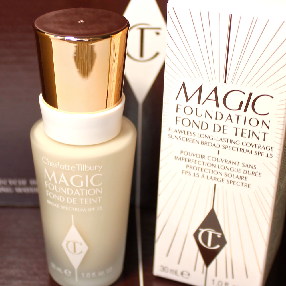 Charlotte Tilbury Magic Foundation in Shade 2