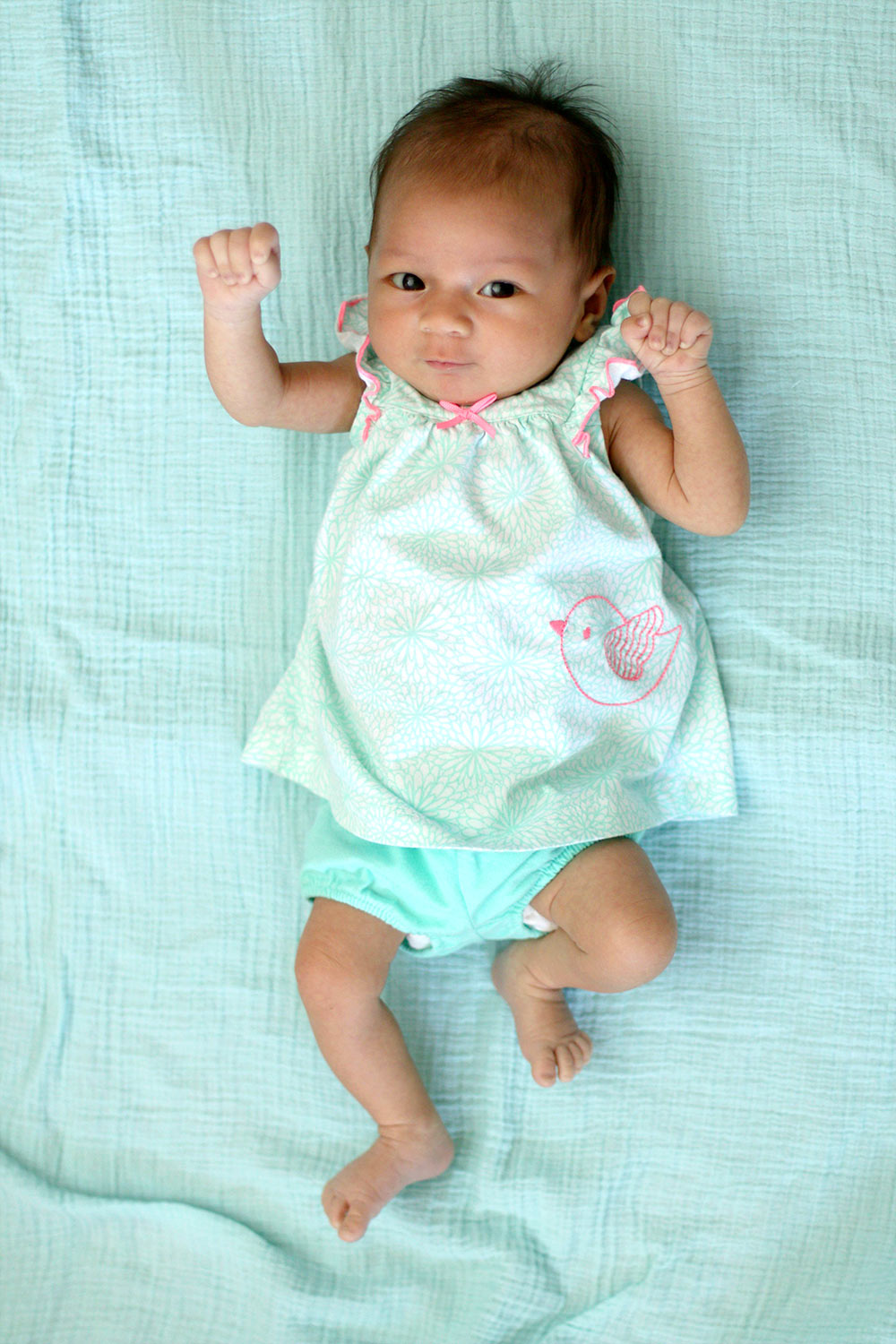 connor claire one month