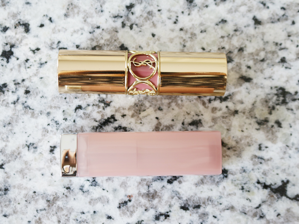 ysl rouge volupte 3 beige ultimate maybelline nude lust