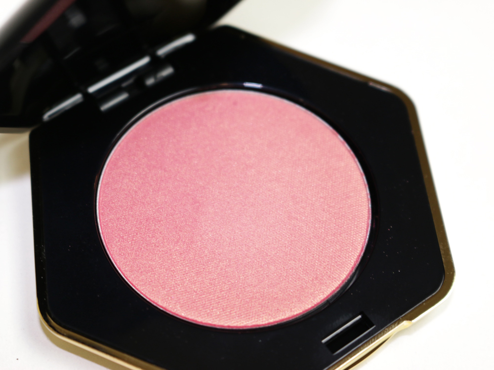 hm golden peach blush