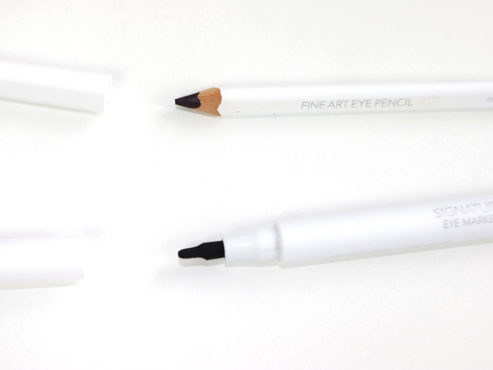 Fine Art Eye Pencil 03 and the Signature Eyemarker Black