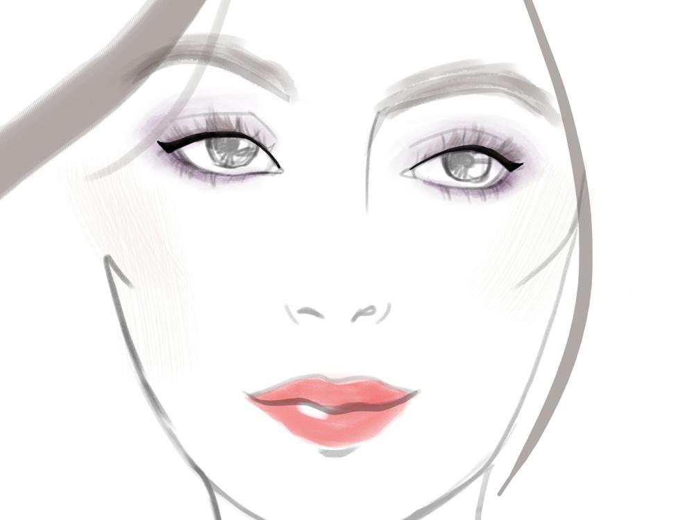 kiko face chart