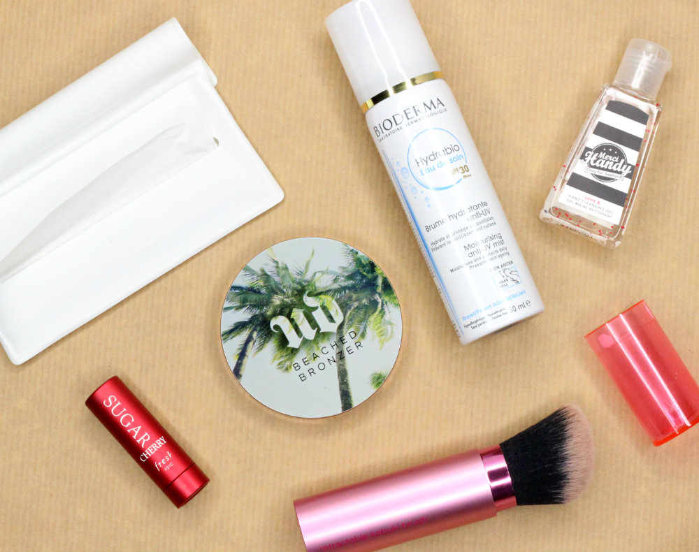 Handbag Beauty Essentials
