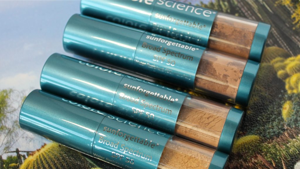 Colorescience Sunforgettable Brush on Sunscreen and Lip Shine