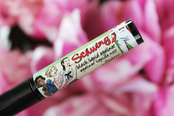 The Balm Schwing Liquid Eye Liner in Black