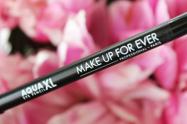 Makeup Forever Aqua XL Waterproof Eye Pencil in M-10 (matte black)