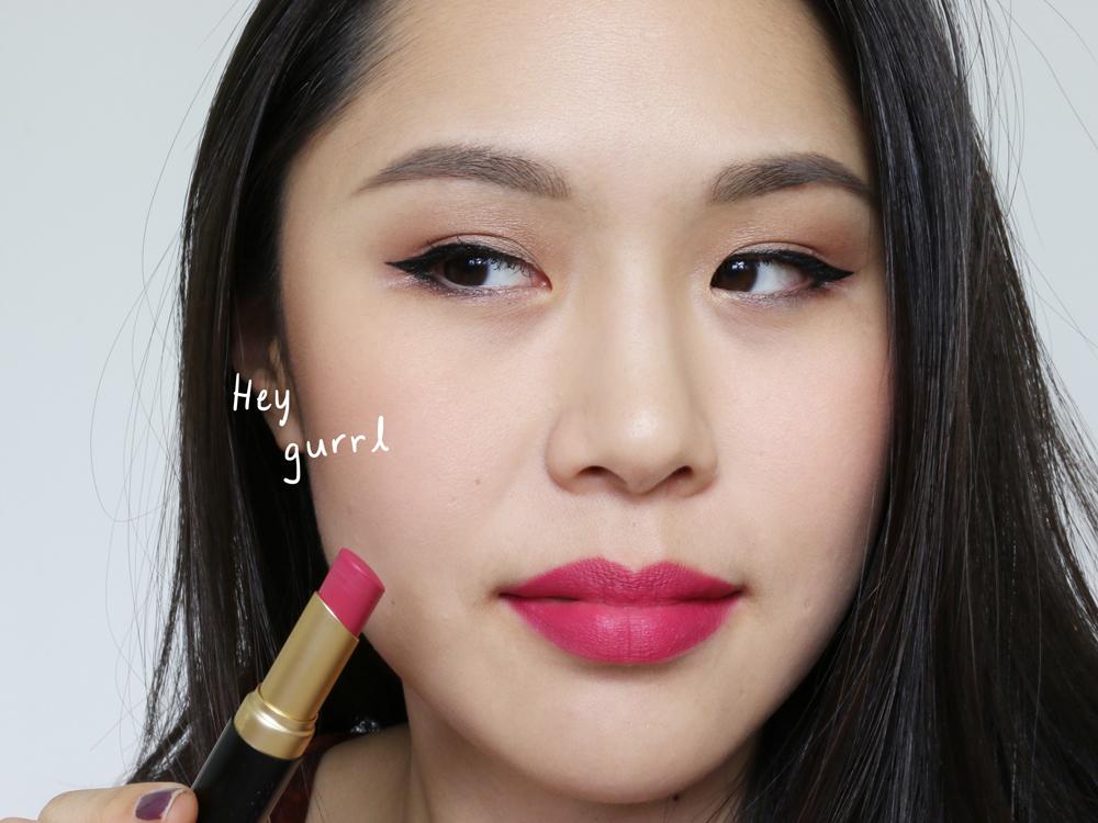 too faced la matte lipsticks hey gurrl