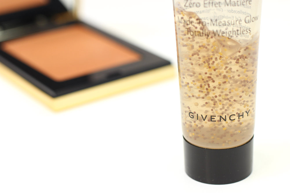 Givenchy Mister Radiant Sunkissed Makeup Look How-to