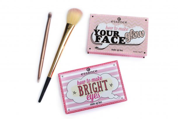 Essence Makeup Boxes in How To Make Your Face Glow and How To Make Bright Eyes