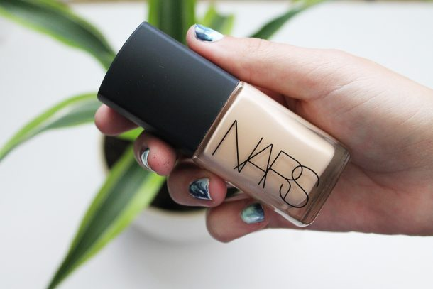 Nars Sheer Glow in Monte Blanc