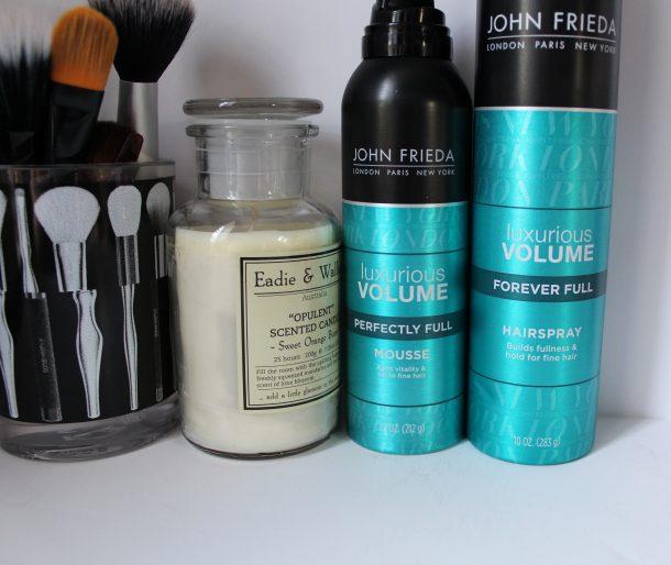 hairspray, john frieda