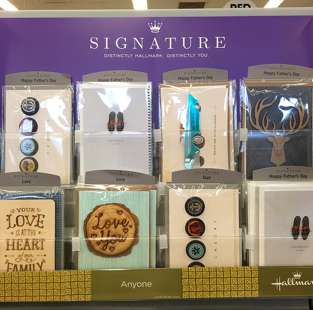 hallmark-signature-display
