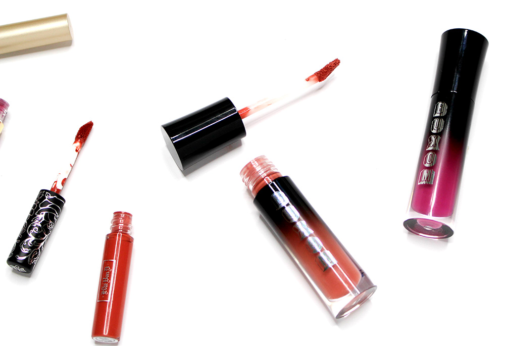 favorite liquid lipsticks