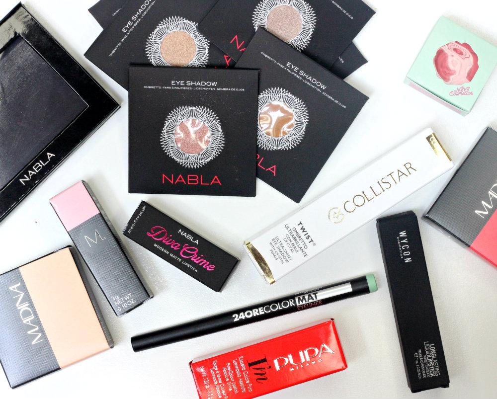 Italian Makeup Giveaway
