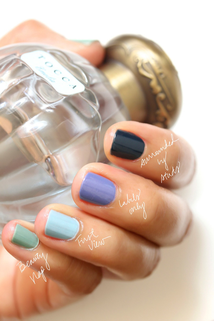 essie gel couture nail polish