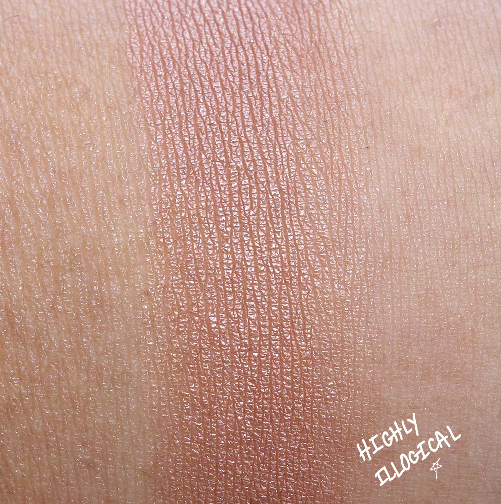 mac star trek highly illogical swatch