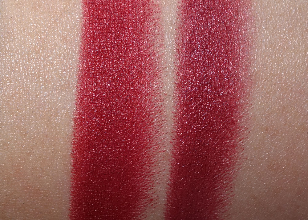 nars fall 2016 swatches lip pencils