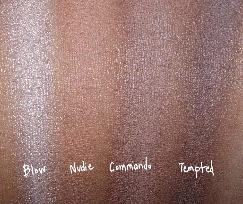 urban decay naked ultimate basics swatches 1
