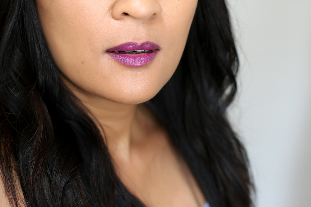 MAC Liptensity Collection Lip Swatches and First ...