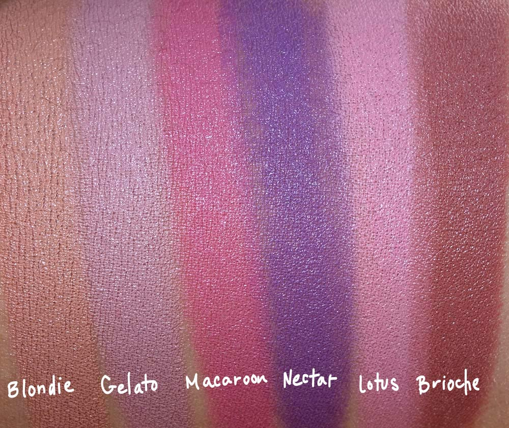 bite beauty multistick swatches 1