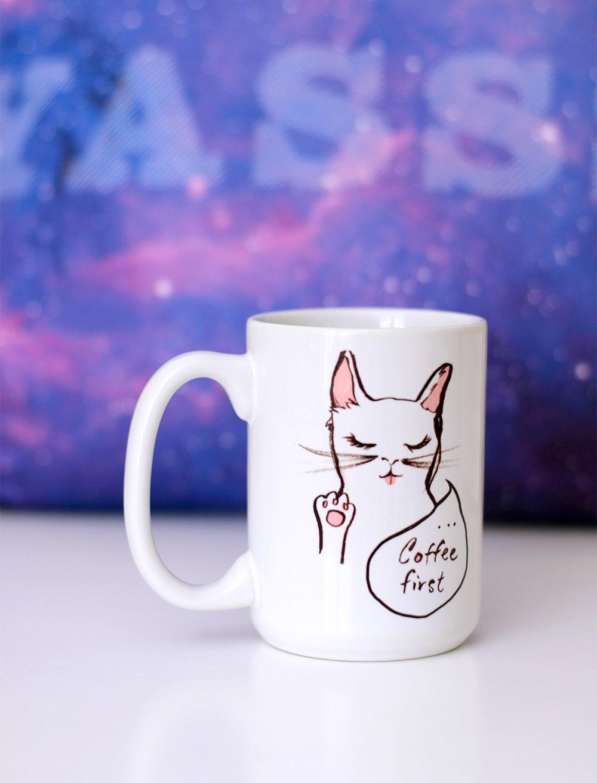 coffee first mug product spotlight