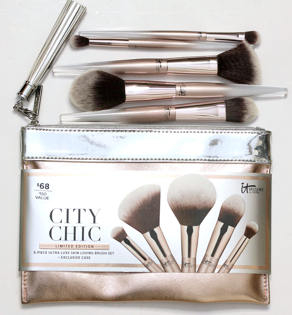 it cosmetics holiday 2016 city chic