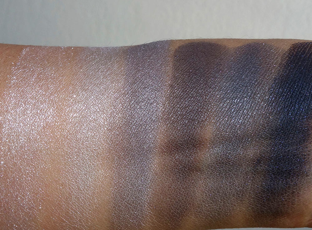 laura mercier double impact eye colour collection swatches