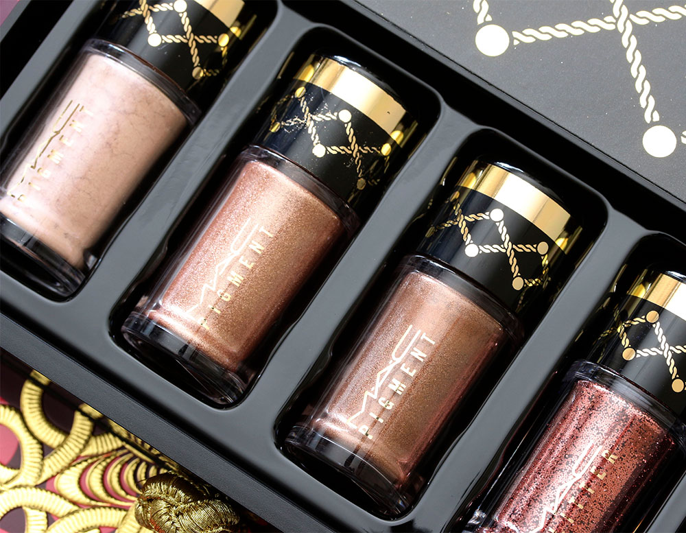 MAC Nutcracker Sweet Holiday 2016 Gift Sets: The Gold