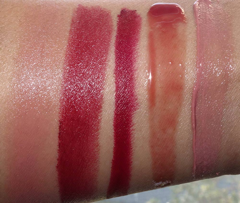 aveda foklor swatches
