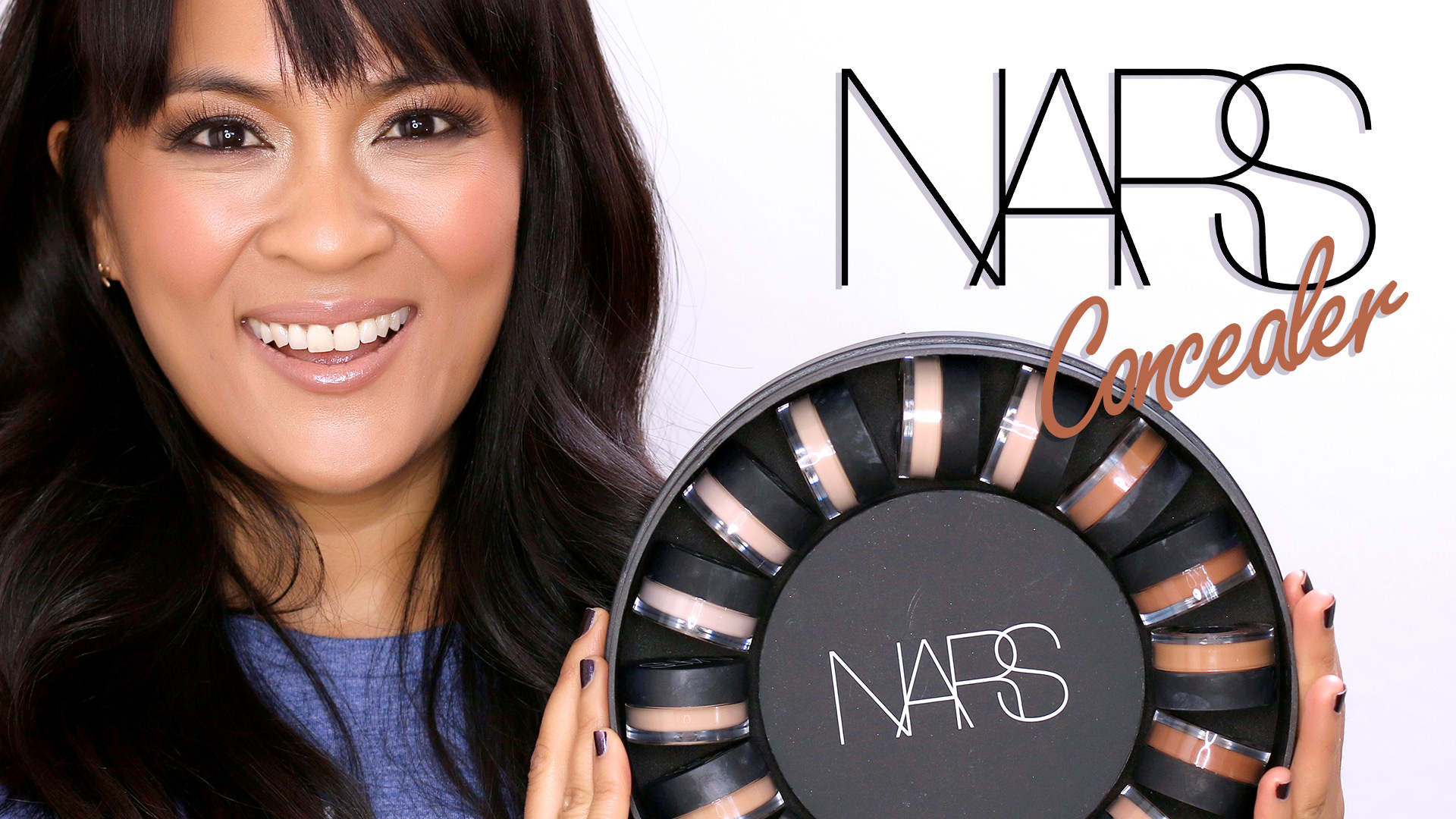 NARS Soft Matte Complete Concealer Review + Swatches