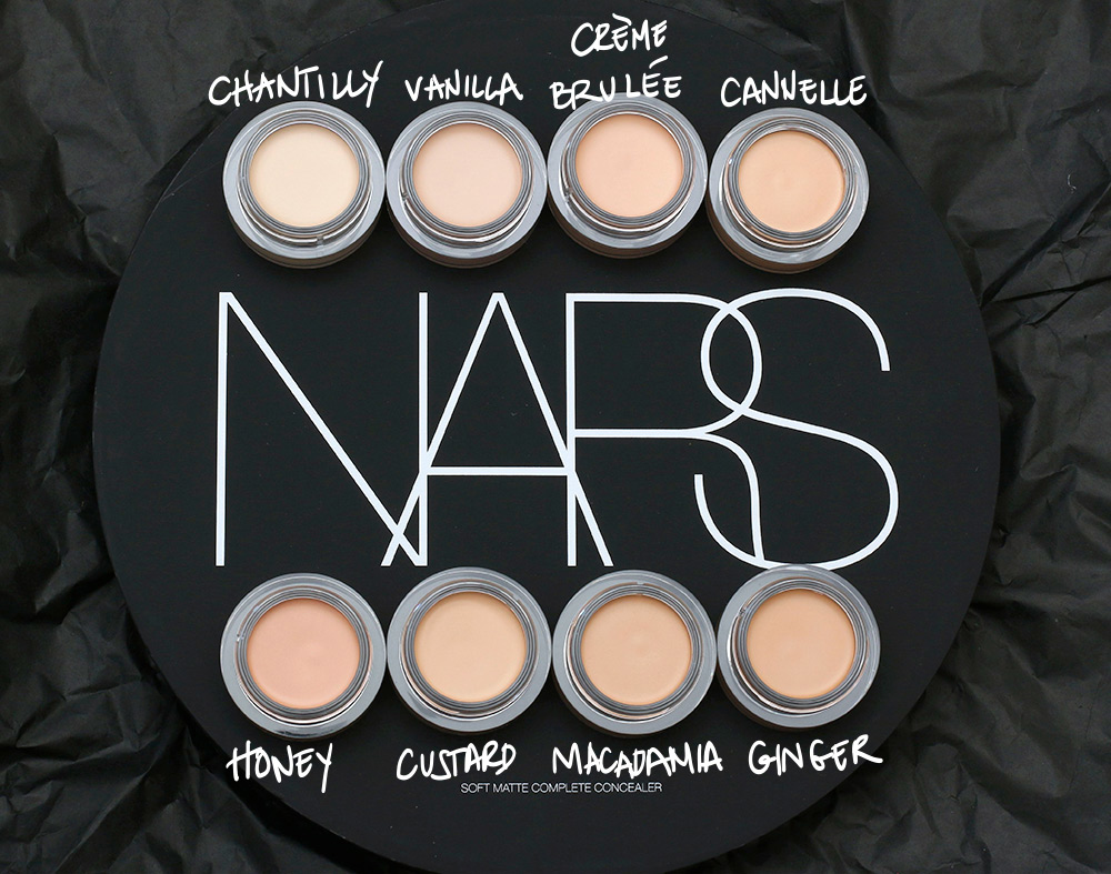 Nars Soft Matte Complete Concealer A First Look Makeup