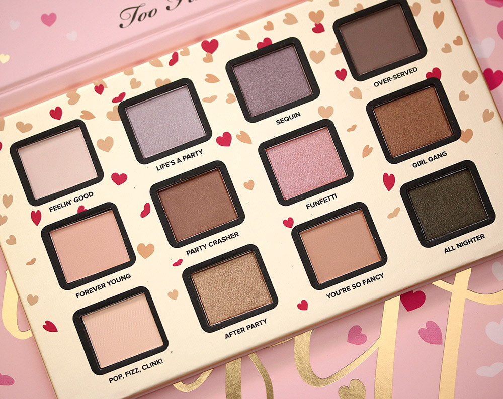 too faced funfetti