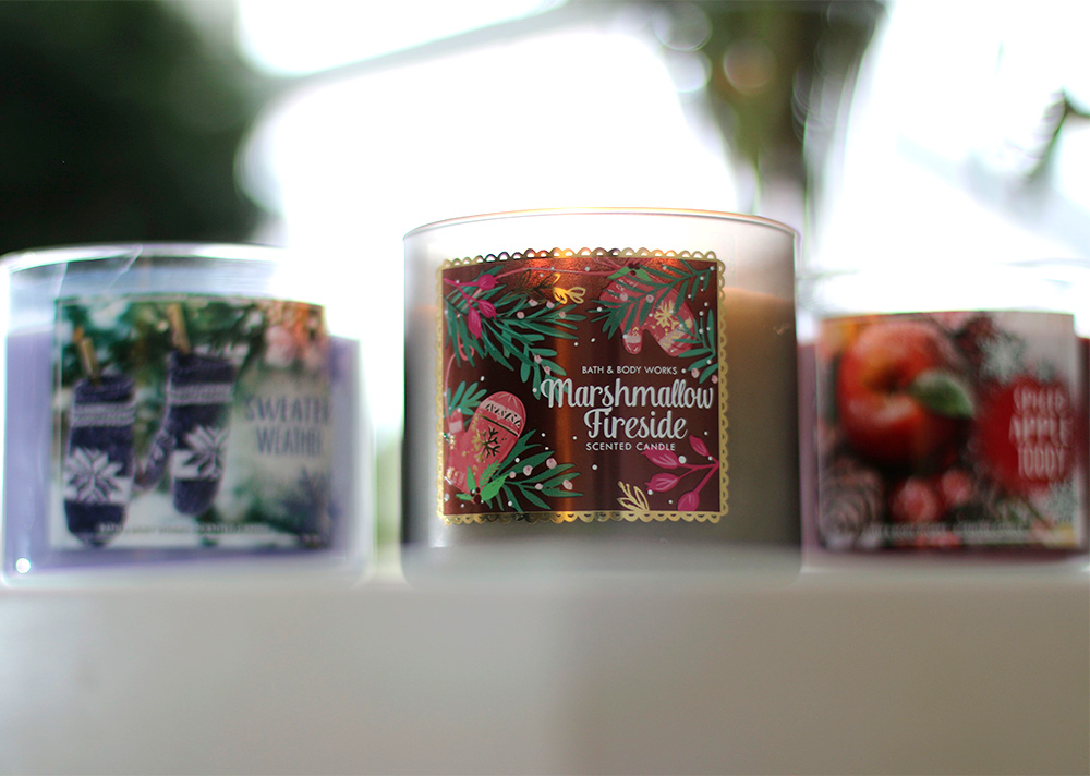 bath body works candle day