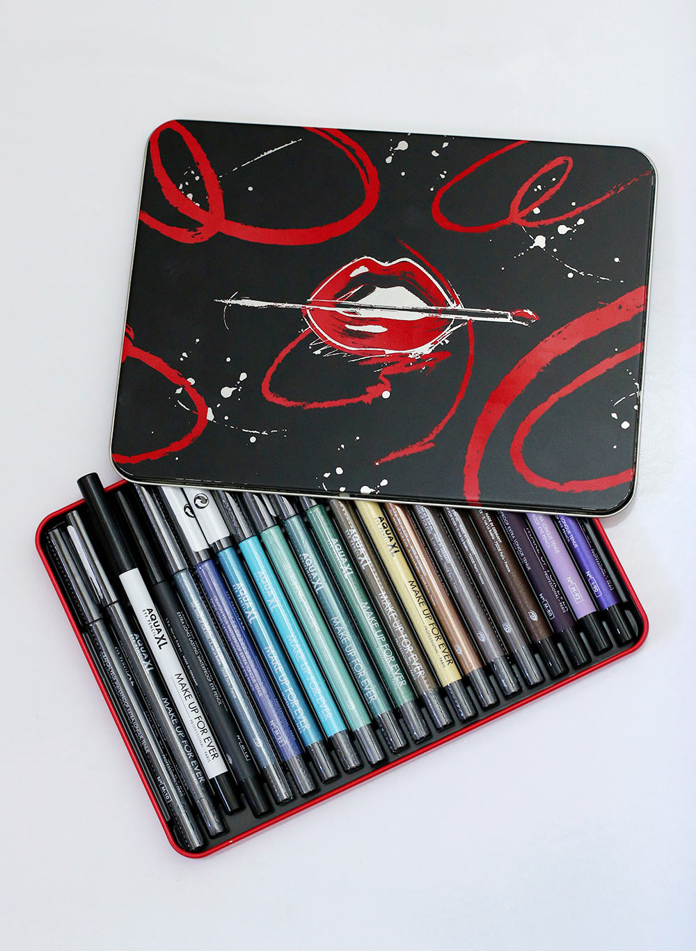 makeup for ever artistic pencil collection