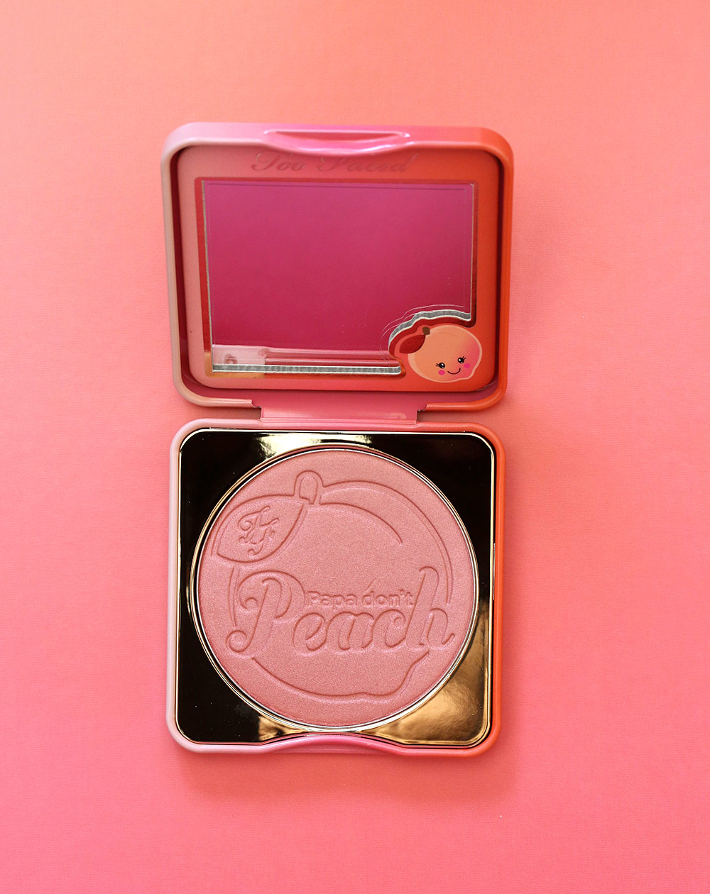 too faced papa dont peach blush