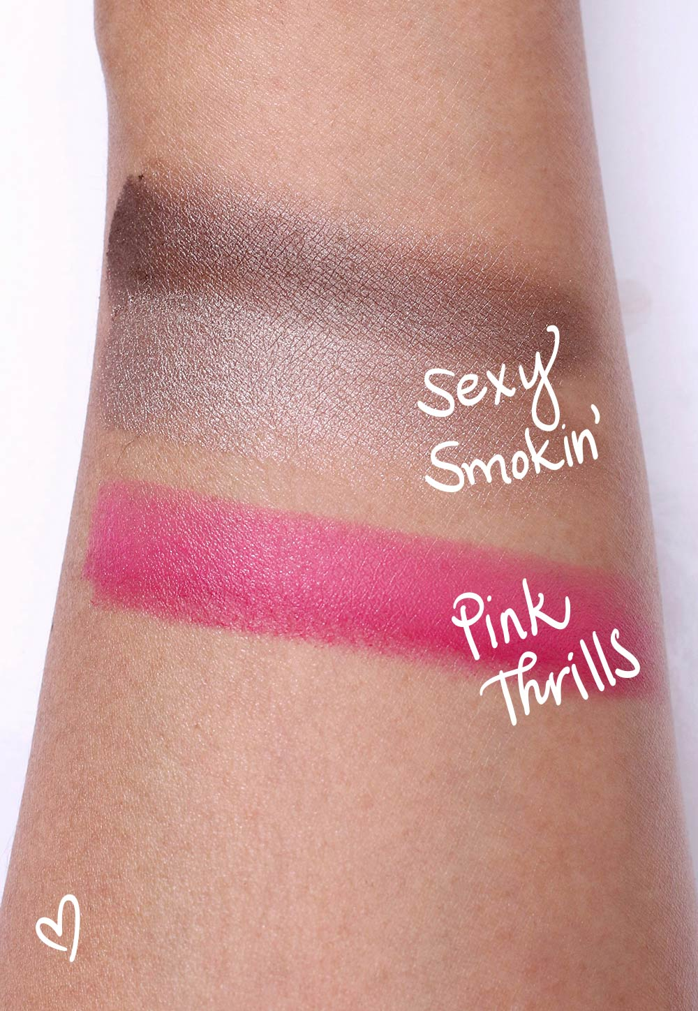 benefit theyre real sexy smokin pink thrills
