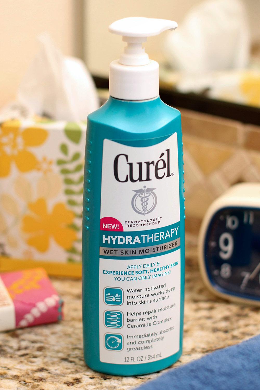 curel hydra therapy wet skin moisturizer 1