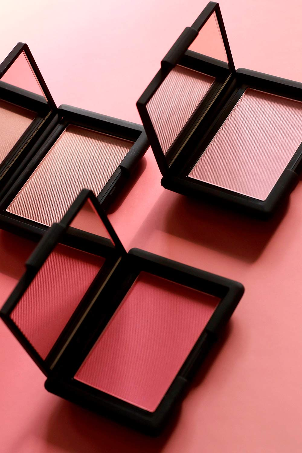 nars pop goes the easel blushes 2