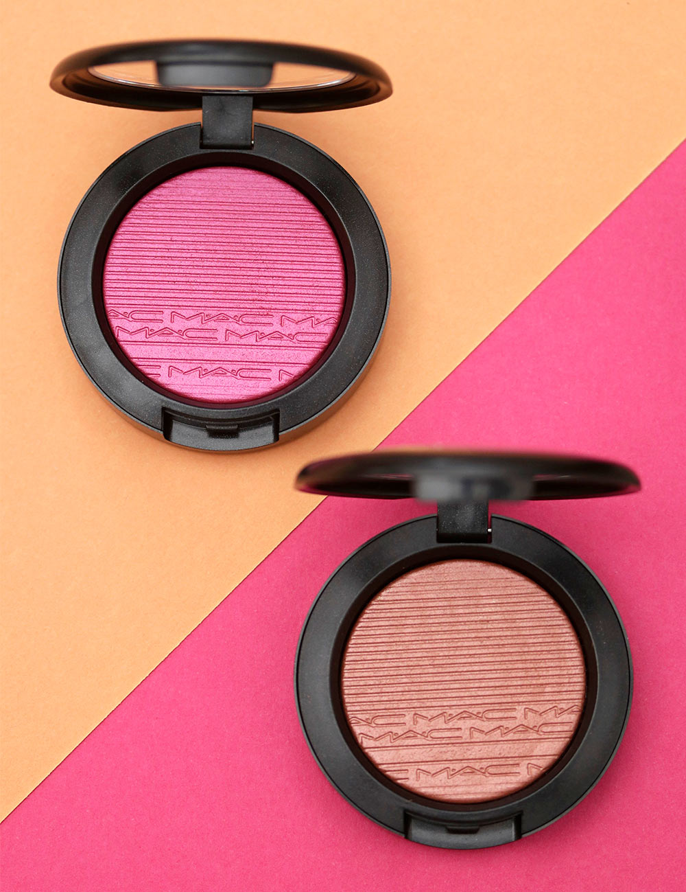 mac extra dimension blush rosy cheeks husehd tone