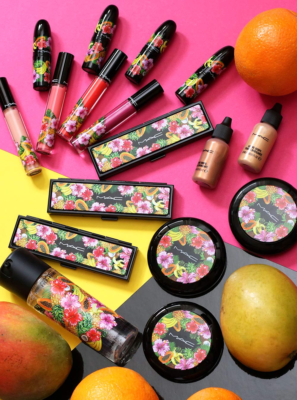 mac fruity juicy packaging