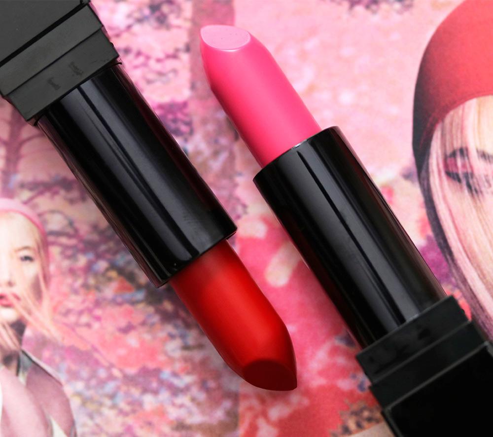 mac min liu lipstick