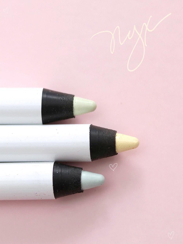 nyx faux whites