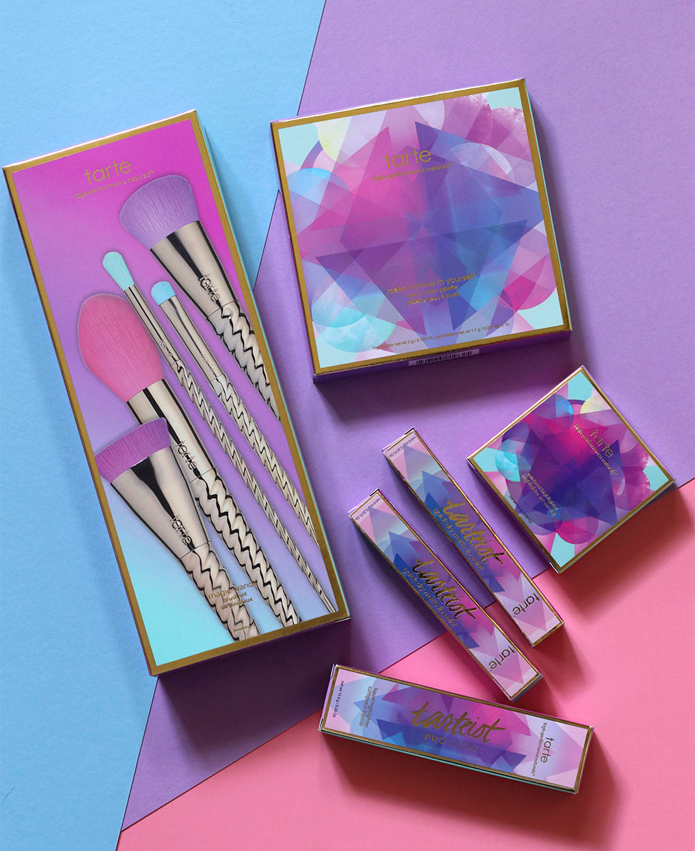 tarte make believe in yourself spring 2017 collection boxes