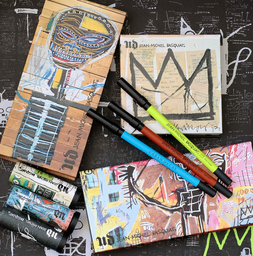 urban decay basquiat collection overview