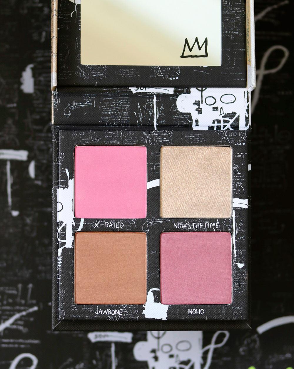 urban decay basquiat gallery blush palette 2