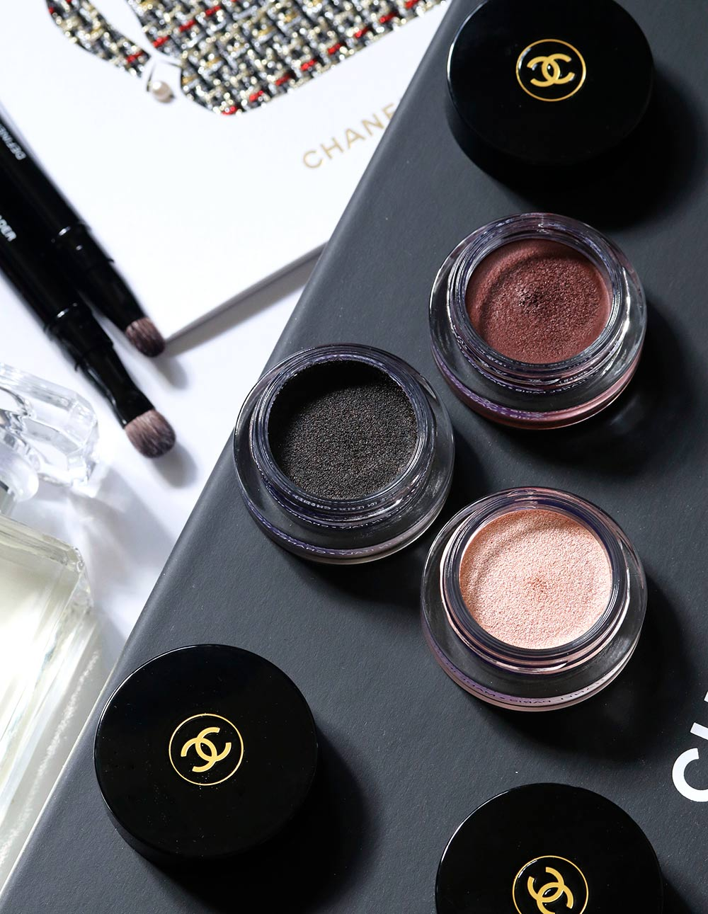A Look at a Few Pieces From the Chanel Ombre Premiere Eyes Collection - Makeup and Beauty Blog