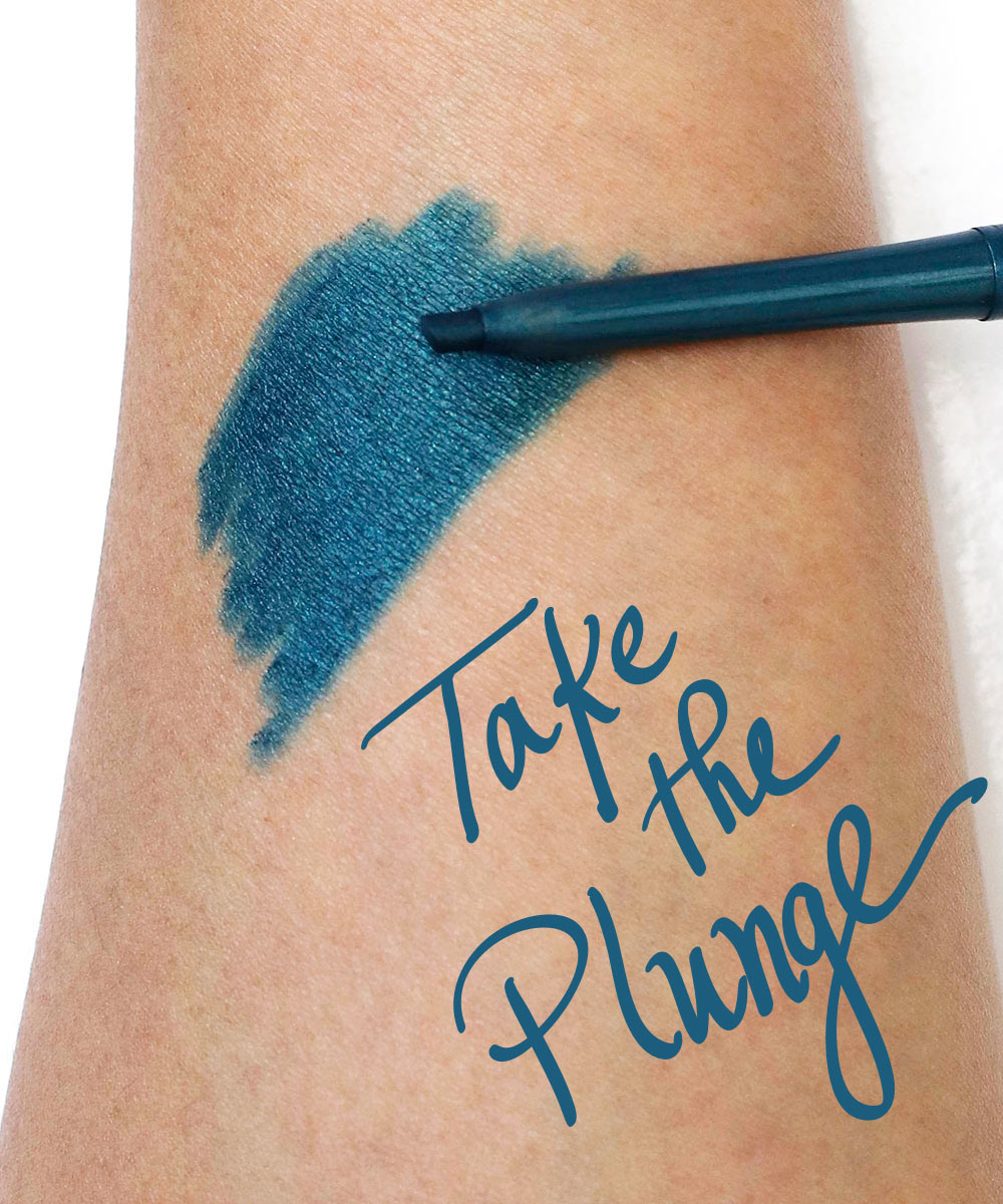mac take the plunge swatch