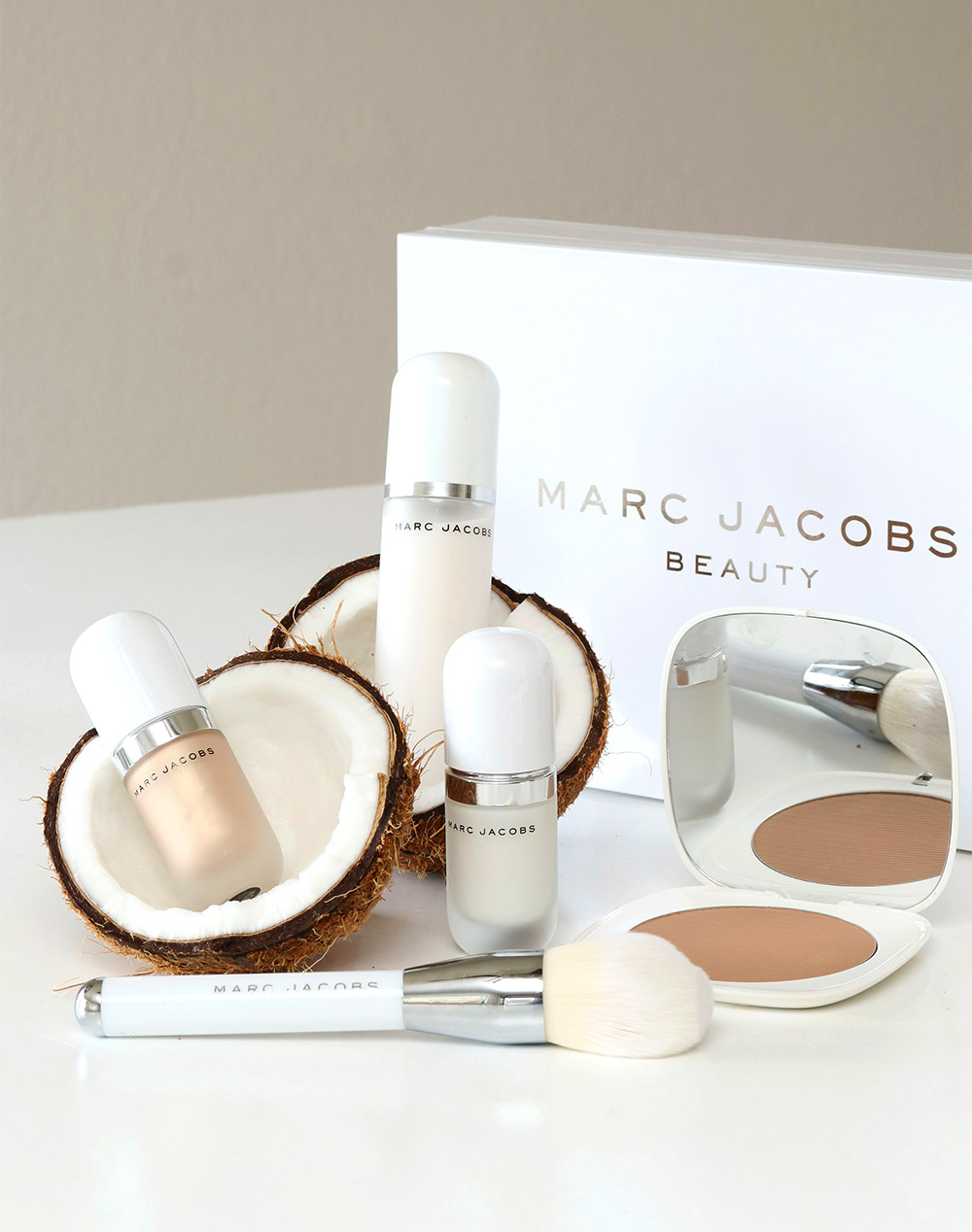 marc jacobs coconut products